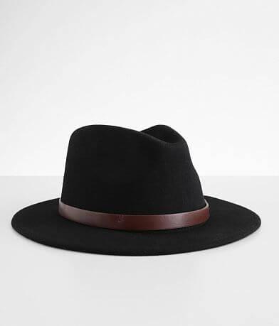 Brixton Messer Felt Fedora Hat