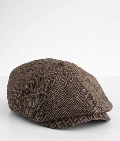 Brixton Brood Snap Cabby Hat