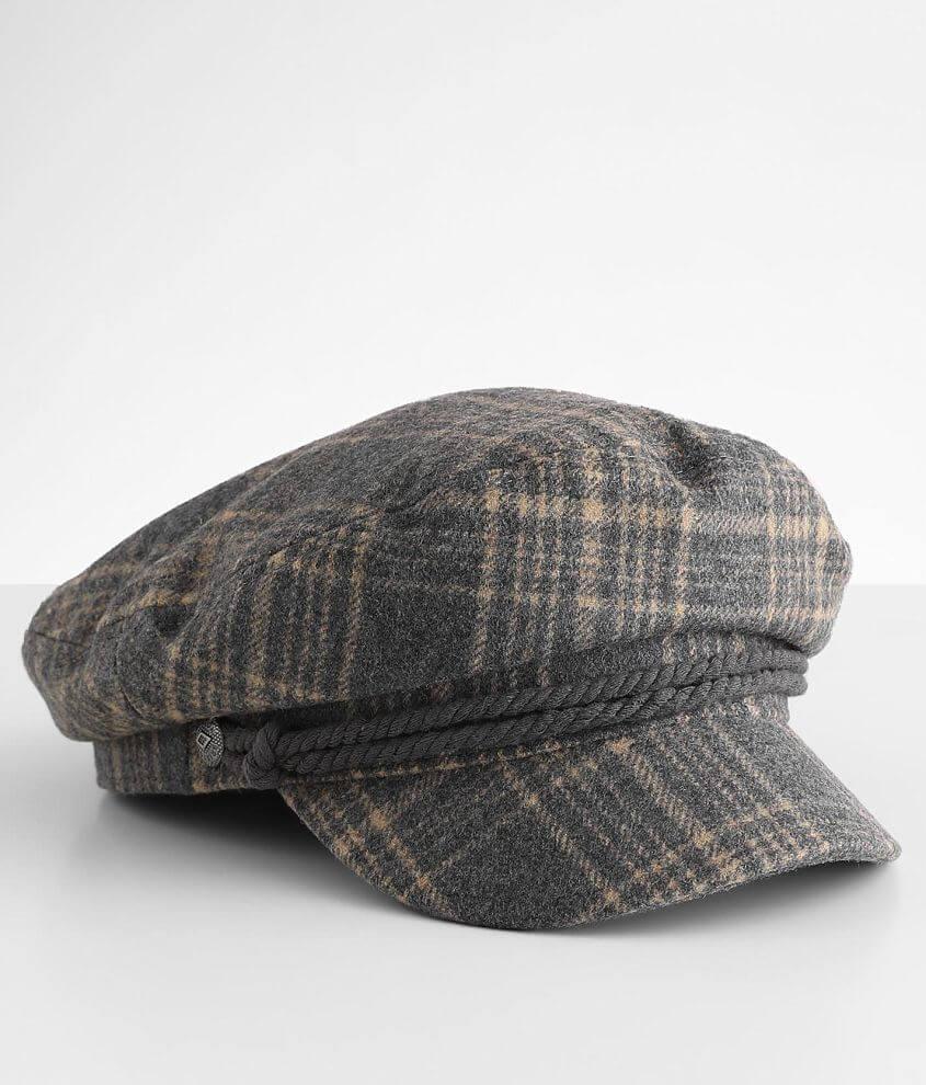Brixton Fiddler Hat front view