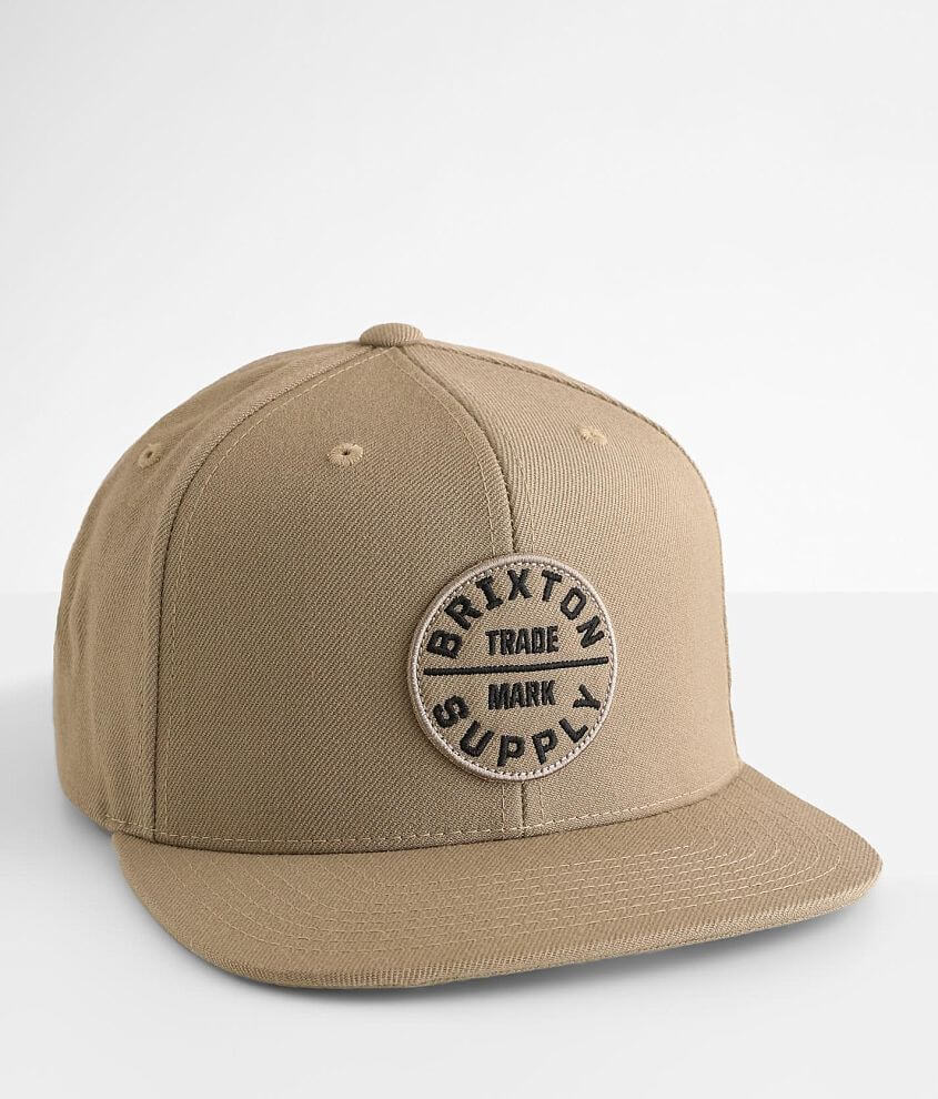 Brixton Oath III Hat front view