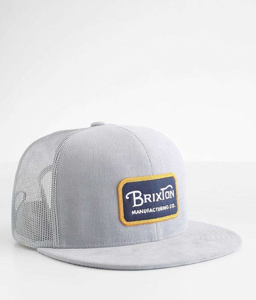 Brixton Grade Trucker Hat front view