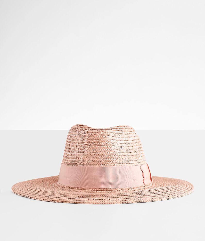 Brixton Joanna Panama Hat front view