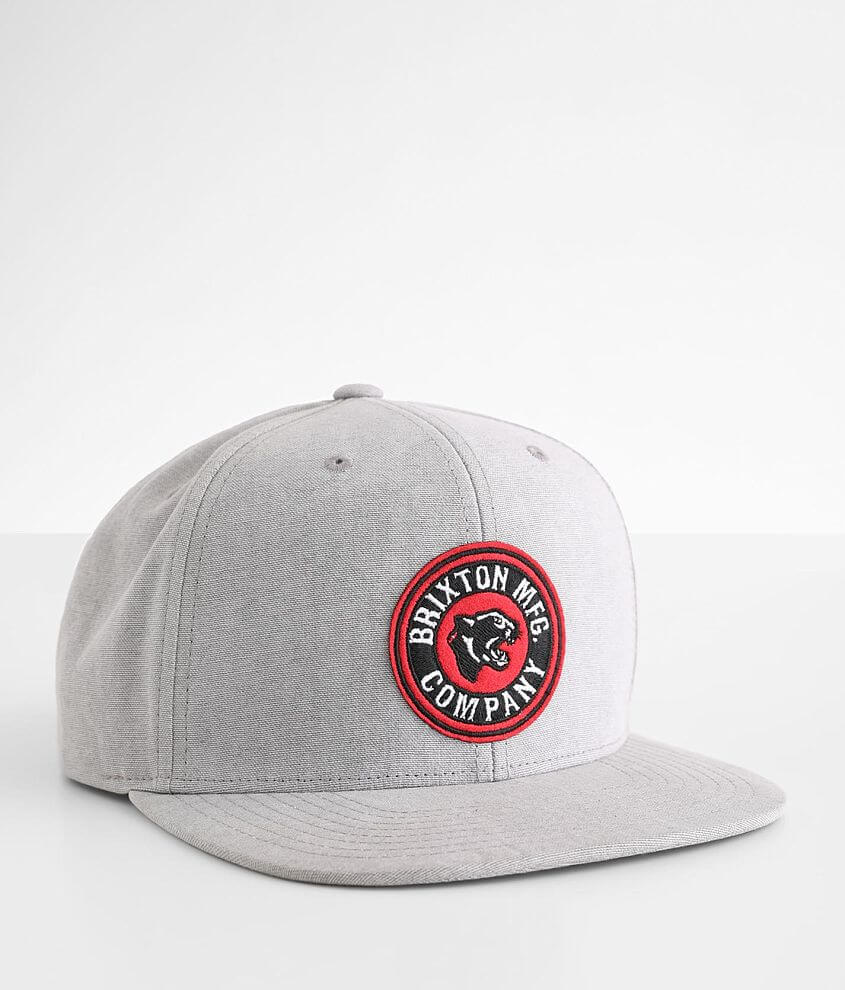 Brixton Foret X Hat front view