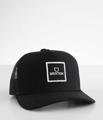 Brixton Alpha Block Trucker Hat