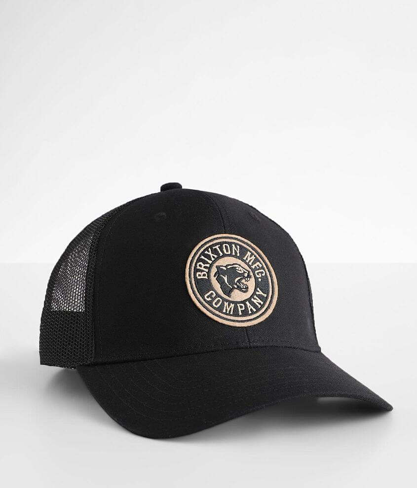 Brixton Foret X Crossover Trucker Hat front view