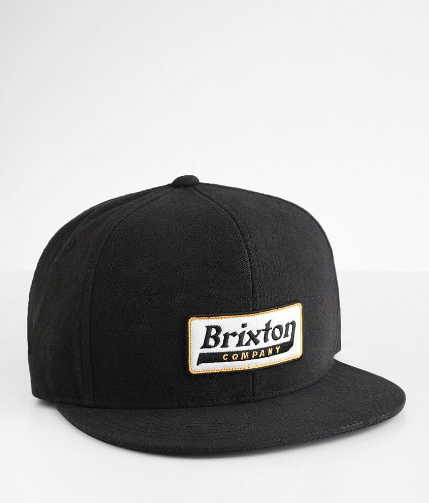 Brixton Steadfast Trucker Hat front view