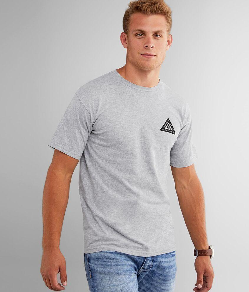 Brixton Fulcrum T-Shirt front view