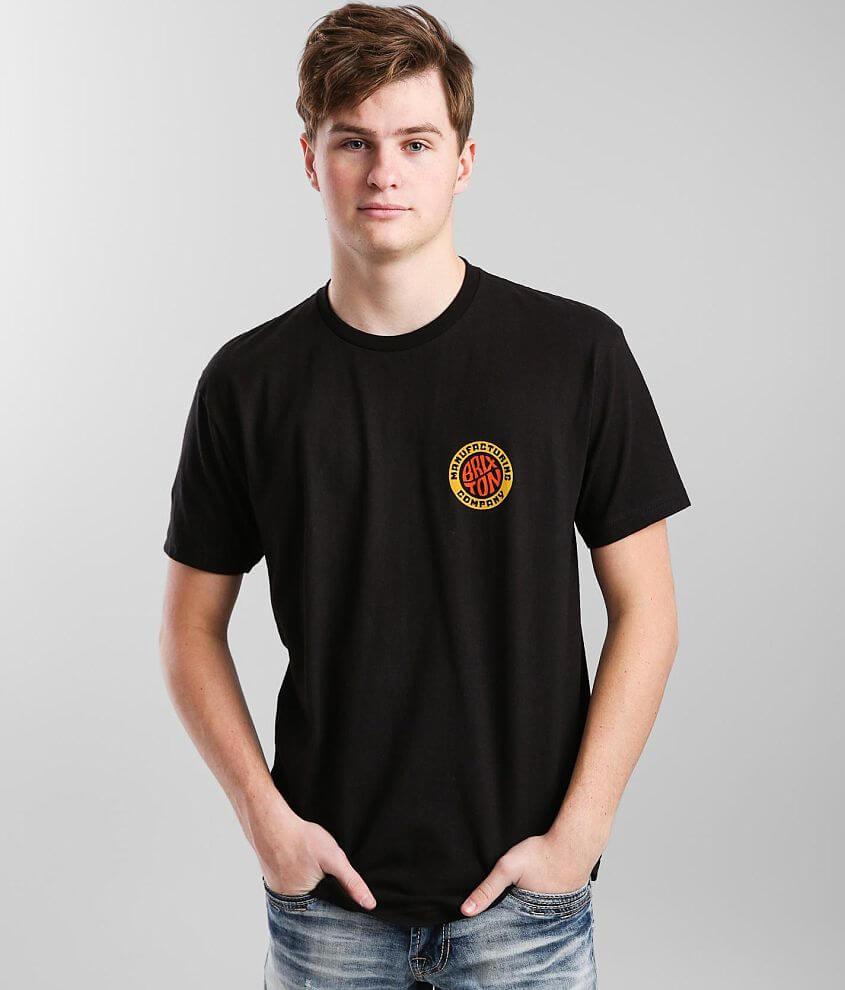 Brixton Tab T-Shirt front view