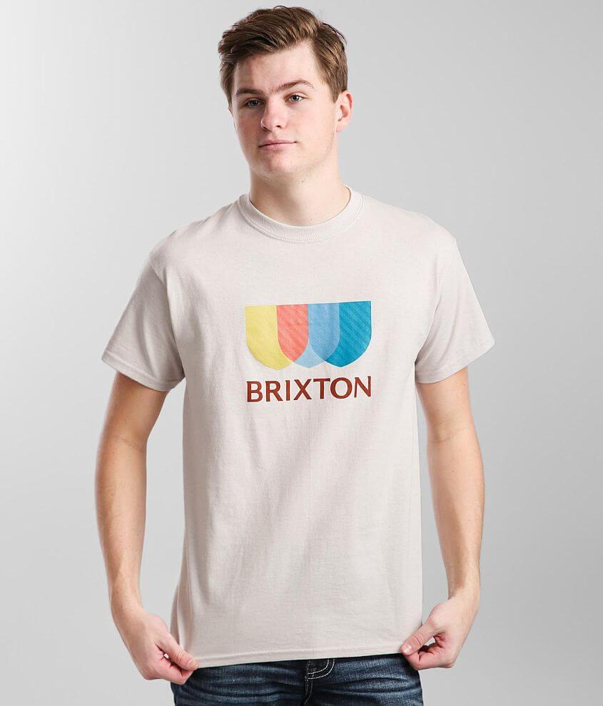Brixton Alton II T-Shirt front view