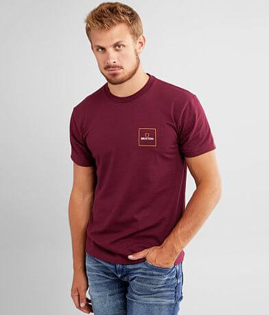 Brixton Alpha Block T-Shirt