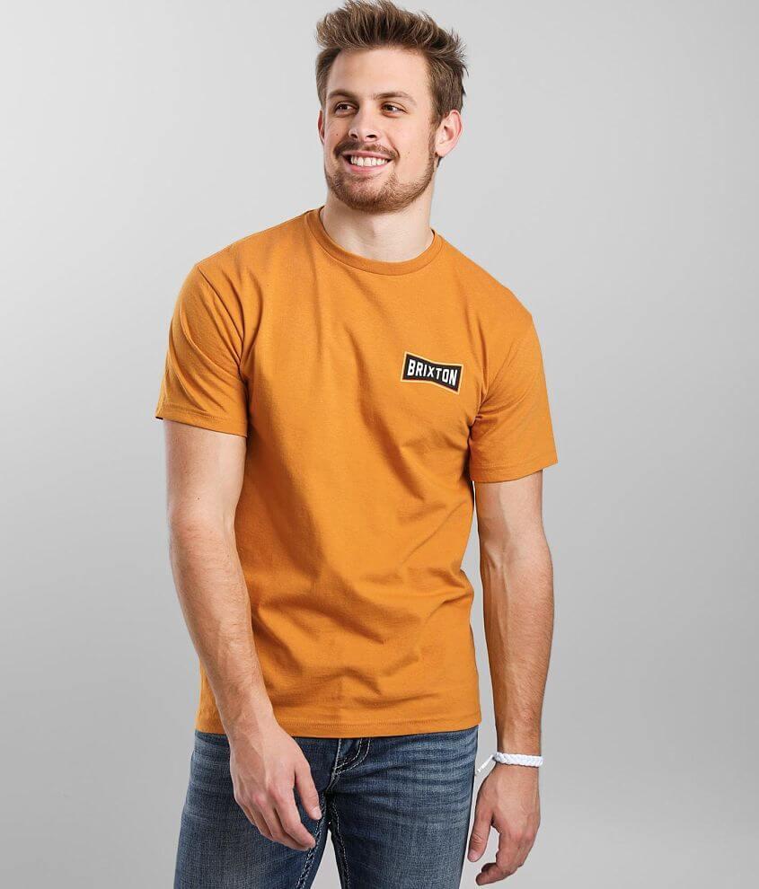 Brixton Truss T-Shirt front view
