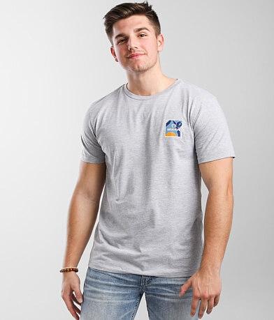 Brixton Alpha Square Sunset T-Shirt
