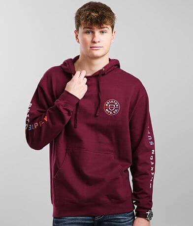 Brixton Crest Hooded Sweatshirt