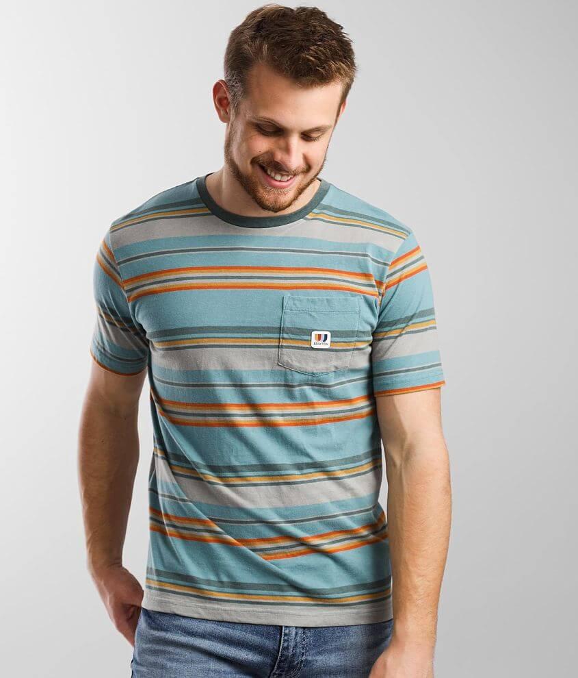 Brixton Hilt Alton T-Shirt front view