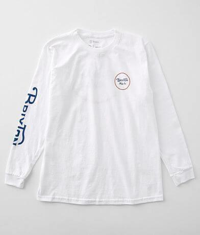 Boys - Brixton Wheeler T-Shirt
