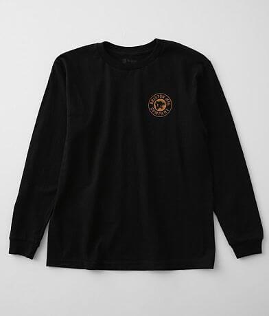 Boys - Brixton Forte T-Shirt