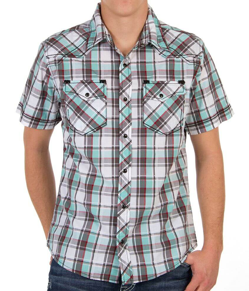 BKE Havelock Shirt front view