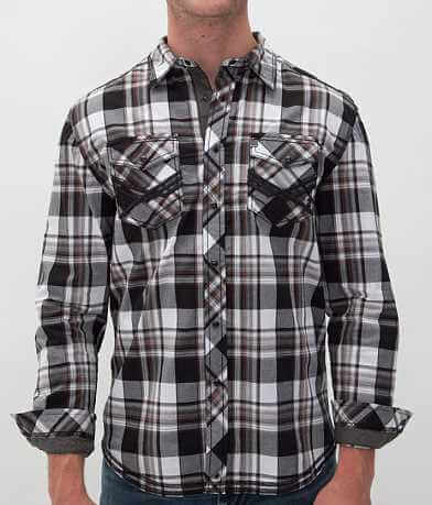 Buckle Black Mile Stretch Shirt