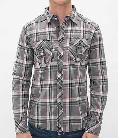 Buckle Black Harland Shirt