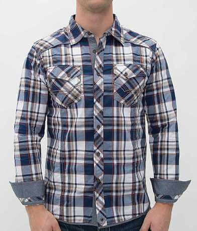 Buckle Black Kirkwood Stretch Shirt