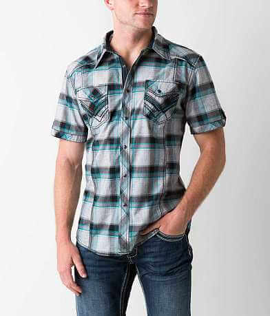 Buckle Black Thunder Stretch Shirt