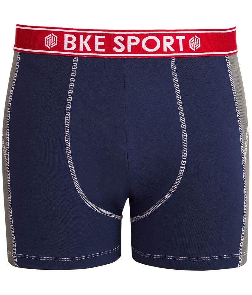 BKE SPORT React Stretch Boxer Briefs front view