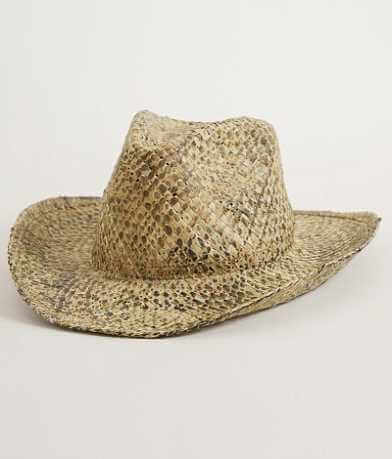 Broner Crushable Cowboy Hat