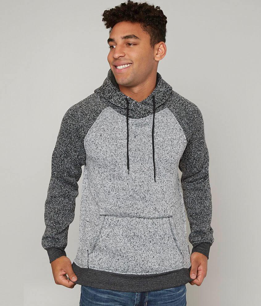Brooklyn Cloth Cozy Hooded Sweatshirt front view