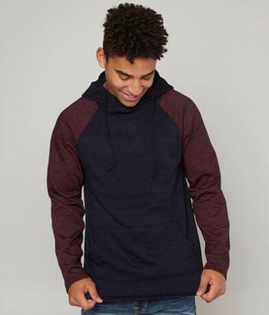 Brooklyn Cloth Streaky Hooded Sweatshirt