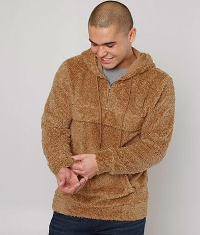 Brooklyn Cloth Sherpa Pullover
