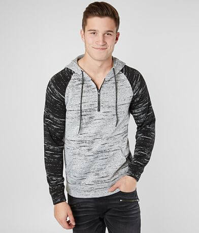 Brooklyn Cloth Space Dye Hooded Sweatshirt