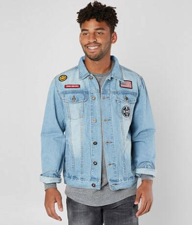 Brooklyn Cloth Born Free Denim Jacket