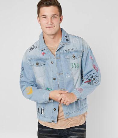 Brooklyn Cloth Doodle Denim Jacket