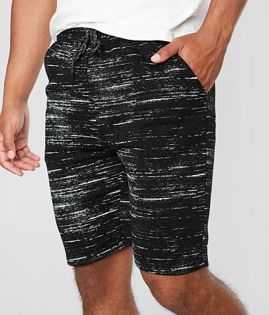 Brooklyn Cloth Marled Graphic Stretch Short