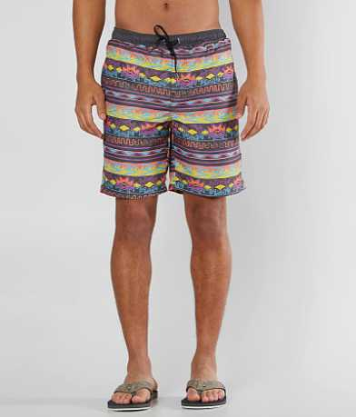Brooklyn Cloth Gnarley Volley Boardshort