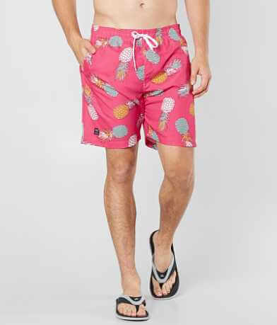 Brooklyn Cloth Pineapple Pop Volley Boardshort
