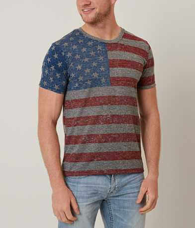 Brooklyn Cloth Flag T-Shirt