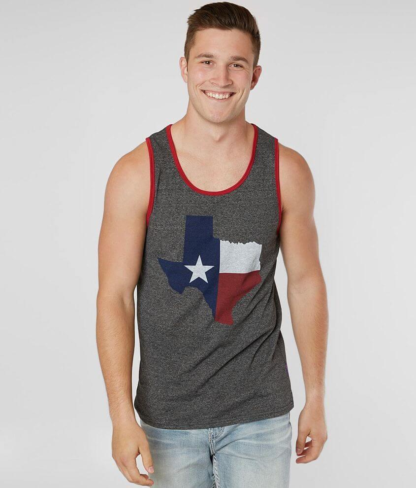Brooklyn Cloth Texas Tank Top front view