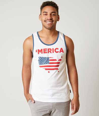 Brooklyn Cloth 'Merica Tank Top