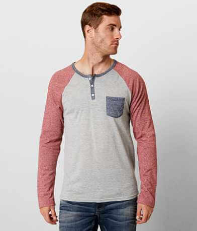 The Narrows Heathered Henley