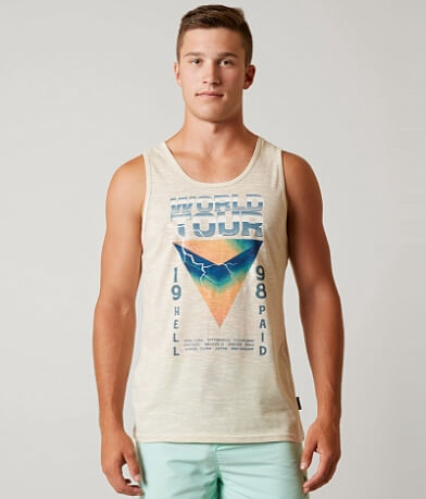 Brooklyn Cloth World Tour Rocker Tank Top