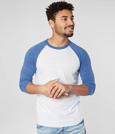 Departwest Basic Raglan T-Shirt