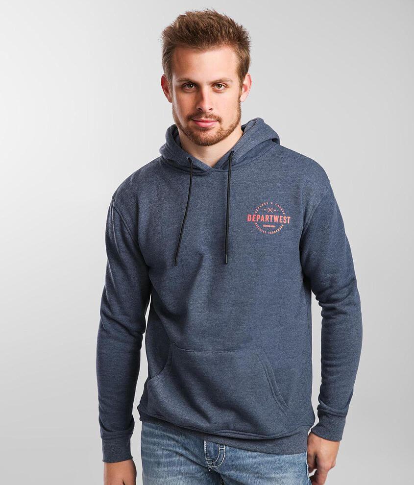 Departwest Explore & Create Hooded Sweatshirt front view