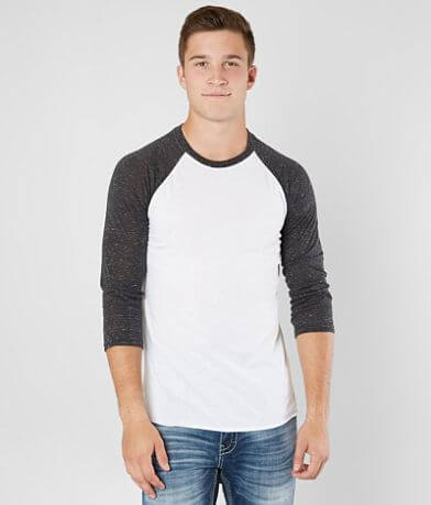 Departwest Raglan Sleeve T-Shirt