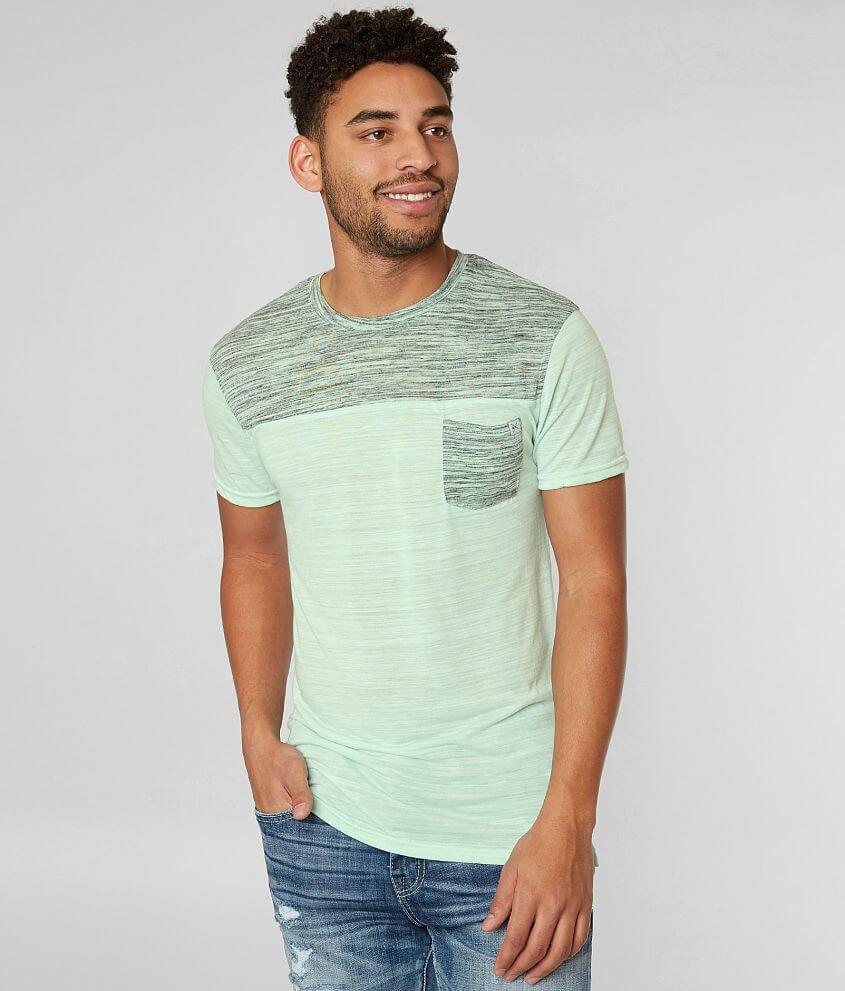 Style DWK068/Sku 425248 Front chest pocket t-shirt Model Info: Height: 6\\\'0\\\