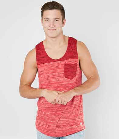Departwest Chest Pocket Tank Top