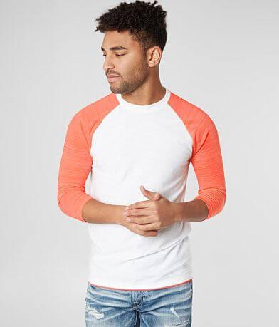 Departwest Marled Raglan T-Shirt