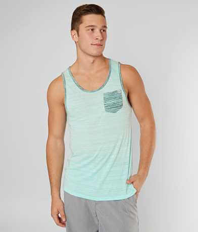 Departwest Step Hem Tank Top