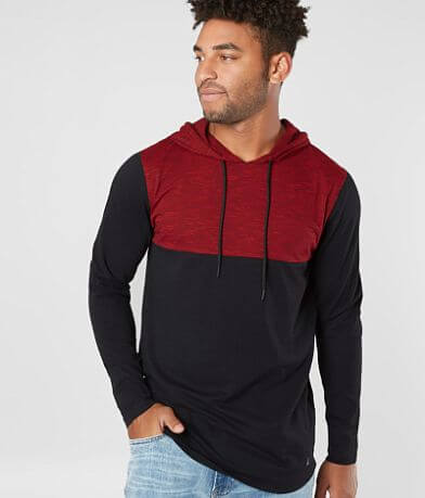Departwest Color Block Hoodie