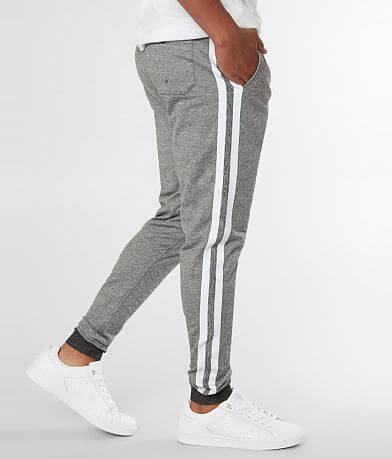 Departwest Varsity Striped Jogger Sweatpant